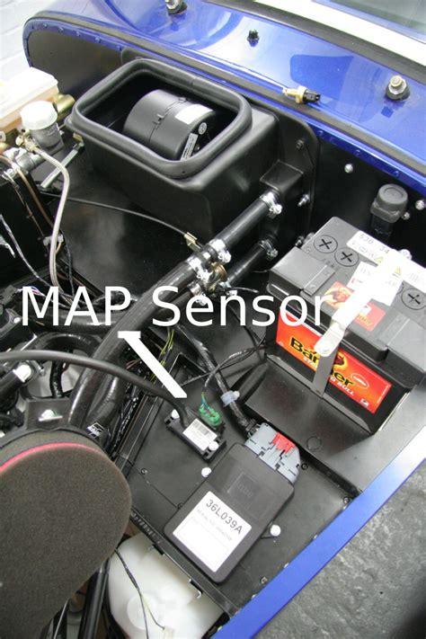 symptoms   bad map sensor    test  axleaddict