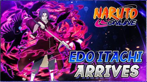 naruto  edo itachi arrives  christmas week youtube