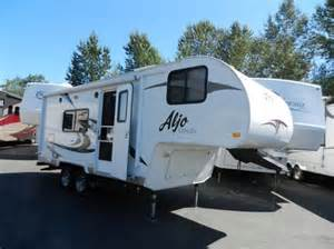 Comforts Of Home Winnipeg 2010 Aljo 195 Lightweight Fifth Wheel Courtenay Courtenay