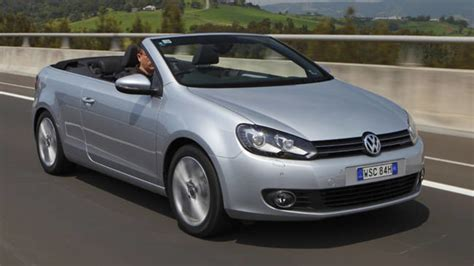 Volkswagen Cabrio Review by Volkswagen Golf Cabriolet 2012 Review Carsguide