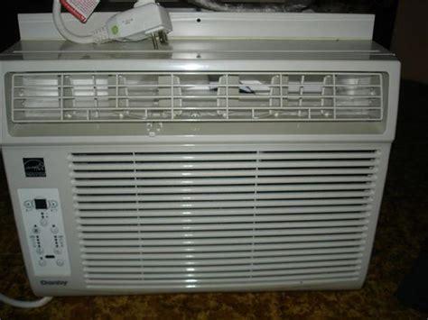 danby window air conditioner sold 12000 btu danby window air conditioner etobicoke