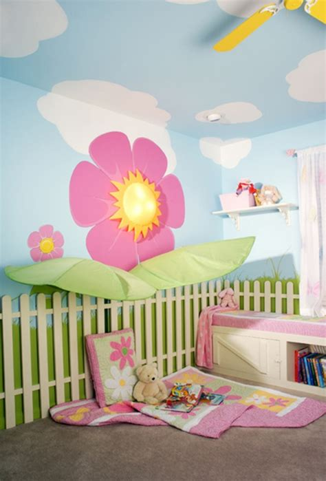 cute girl room themes cute girl bedroom ideas with flower theme