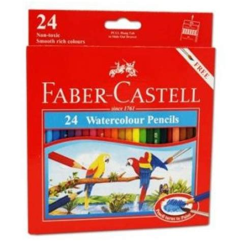 Stabilo Pensil 2b Warna Lilac faber castel 24w pensil warna