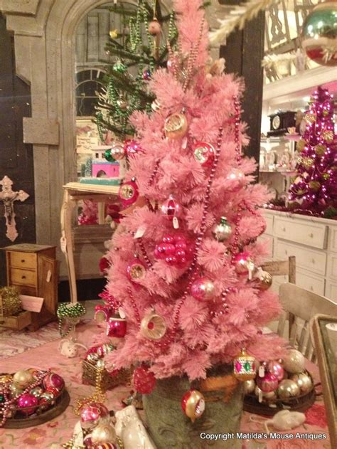 37 best images about colored christmas tree inspiration on