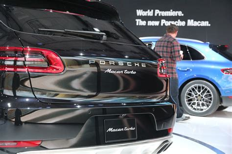 porsche macan 2013 porsche macan pricing and specifications from 84 900
