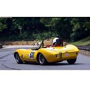 1962 Ginetta G4 At The Pittsburgh Vintage Grand Prix