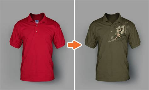 photoshop polo shirt template photoshop s polo mockup templates pack