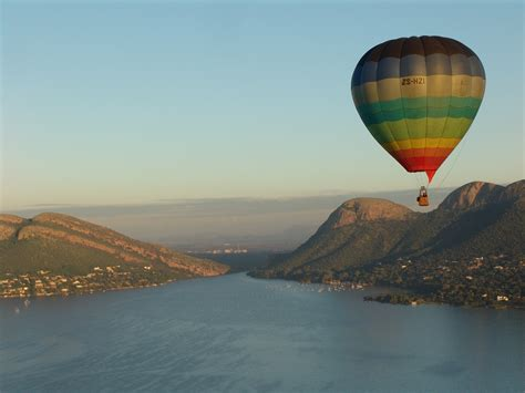 www images ballooning at hartbeespoort dam