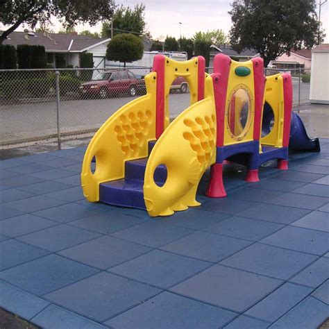 rubber mats for backyard quot eco safety quot rubber playground surfacing