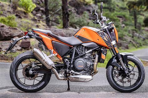 Motorräder Abgasnorm Euro 4 by Neue Ktm 690 Duke Erster Test Schon Gefahren