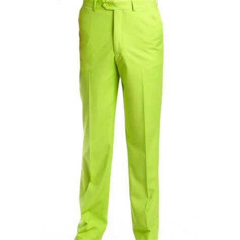 light green jeans mens lime green pants for men pi pants