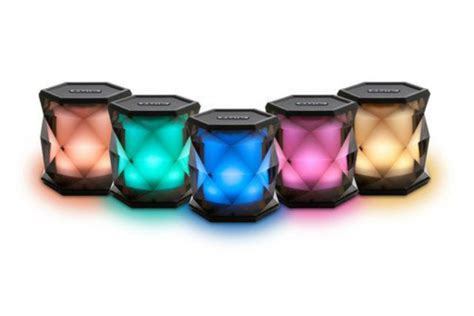 ihome speaker color changing ihome color changing wireless bluetooth speaker deal 15