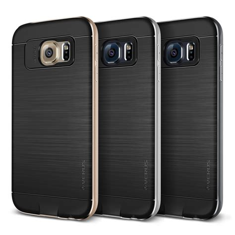 Verus Iron Shield Casing For Galaxy S6 Silver verus iron shield for galaxy s6