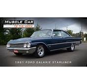 Muscle Car Of The Week Video 43 1961 Ford Starliner