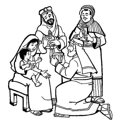 the three wise men coloring pages long hairstyles