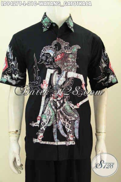Mukena Batik Agung desain baju batik pria terbaru yang bikin penilan lebih gagah dan tan model lengan pendek