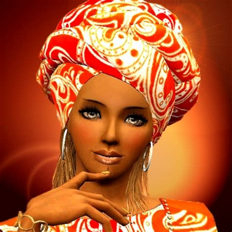 sims 3 downloads african the sims resource african headscarf by perfektmoments63 by perfektmoments63