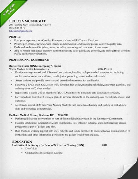 sample nursing resume writing a coursework essay notes for