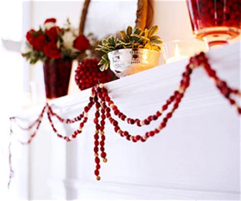 christmas decorating ideas decorate with fruit style