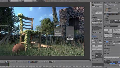 blender tutorial scene blender making reusable node groups for your scenes