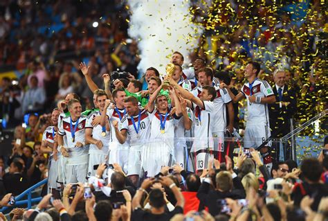 germany world cup germany triumphs argentina in world cup nbc news