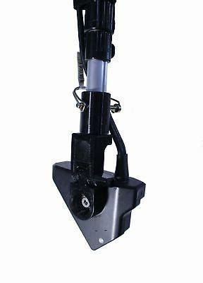 garmin livescope perspective mode mount  pole