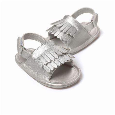 baby summer shoes baby summer sandals boys tassel soft sole anti slip