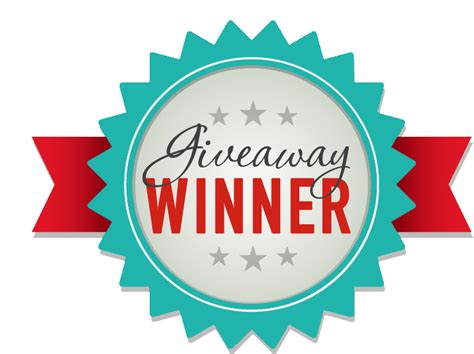 Ams Giveaway - giveaway we have a winner faith simone