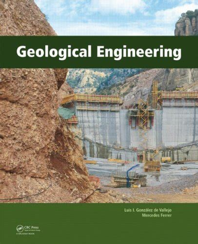 a geology for engineers seventh edition books geological engineering e book by uhmaxazu on
