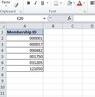 format excel with leading zeros how to add leading zeros in excel dedicated excel