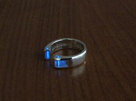 Tritium Wedding Ring