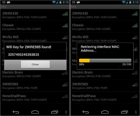 cracktogame wifi hacker for android