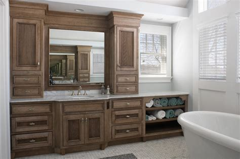 medallion cabinetry oakdale traditional bathroom