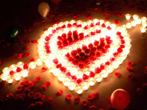 Candle Lit Bedroom by احلي صور عيد الحب 2017 الرومانسية اجمل صور الفالنتين داي