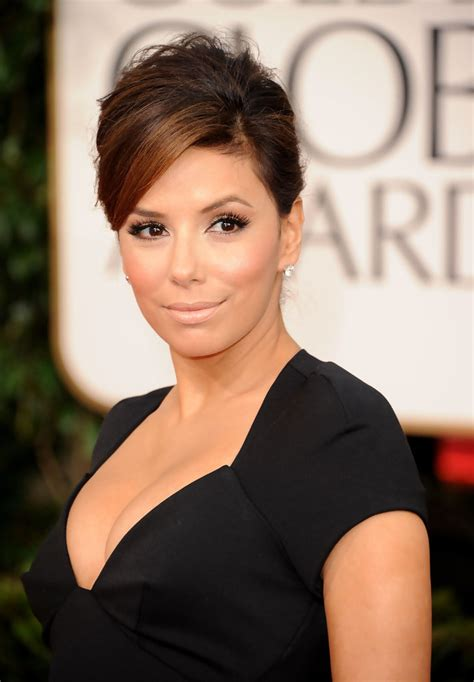 eva longoria sext french twist updo with side swept bangs more pics of eva longoria french twist 5 of 36 french