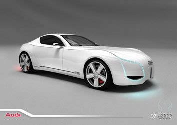 audi d7 from to reality car design made in iran car