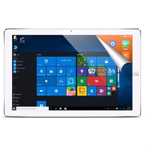 cube iwork12 tablet pc dual os windows 10 android 4gb