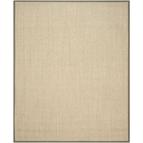 10 by 10 fiber rug safavieh fiber collection nf443c handmade area rug