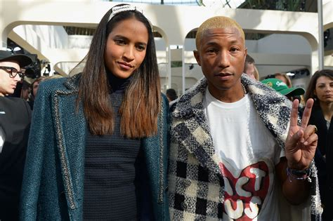 how old is helen lasichanh pharrell williams and wife helen lasichanh expecting