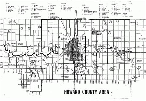 Howard County Indiana Records Image Gallery Howard County Indiana