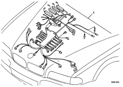 e46 engine wiring harness 25 wiring diagram images