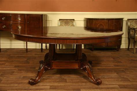 round mahogany dining 72 round mahogany dining formal dining ebay
