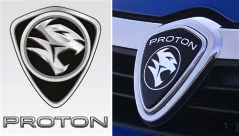 Proton Logo by New 3d Proton Logo Not Just For The Perdana Will Feature