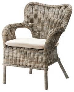 Ikea Wicker Chair Byholma Marieberg Chair Scandinavian Armchairs And
