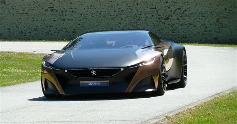 peugeot onyx top peugeot onyx concept bound for goodwood taking passengers