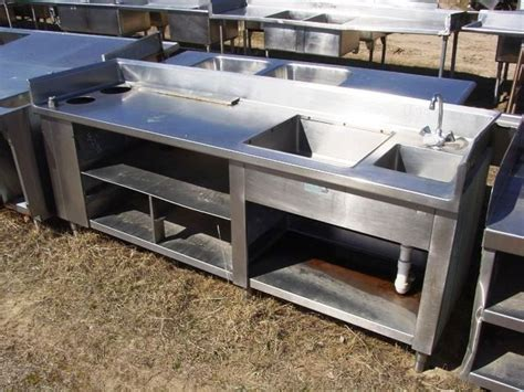 used stainless steel table with sink for sale used stainless steel table with sink for sale stainless