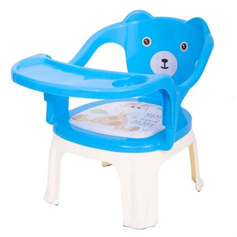 Toddler Plastic Chair - buy baybee baby chair with tray strong and durable
