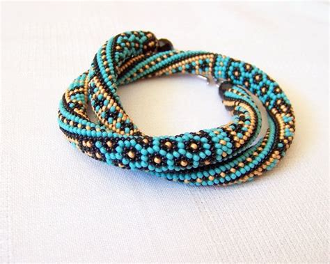 bead crochet 17 best images about bead crochet on rope