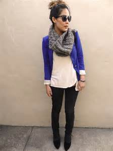 fab fashion my royal blue blazer fab blog