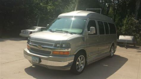 accident recorder 2007 chevrolet express 2500 on board diagnostic system sell used 2008 chevrolet express 1500 luxury conversion hi top van excellent condition in